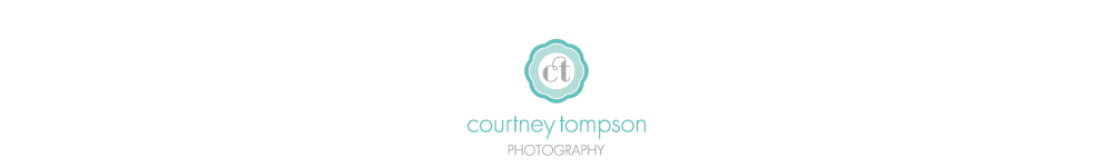 Courtney Tompson Photography logo